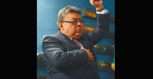 OCUPÓ VARIOS CARGOS. Rodolfo Illanes asumió el Viceministerio de Régimen Interior el 14 de marzo de 2016. Antes fue asesor jurídico de Evo