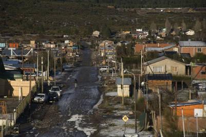El Alto de Bariloche, una de las zonas más violentas de la ciudad. (Trilce Reyes)