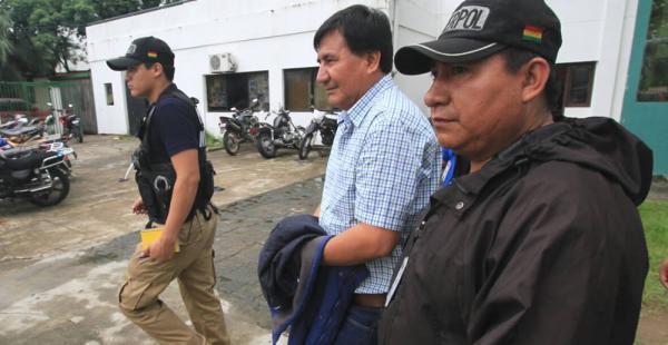 El empresario boliviano José Luis Sejas Rosales es requerido por la justicia argentina por su vínculo con el narcotráfico, fue aprehendido la noche del miércoles