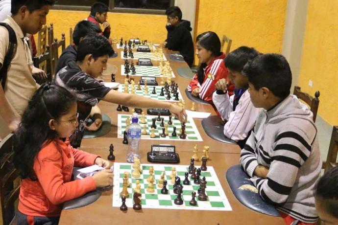 Resultado de imagen para seleccion de ajedrez de bolivia