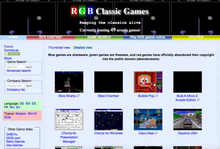 Classicgames