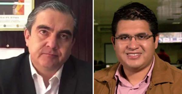 Hugo Siles y Vladimir Peña dan sus puntos de vista sobre el Pacto Fiscal