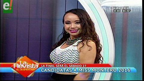 Elegirán a Miss Montero 2016
