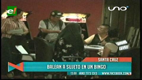 Ciudadano paraguayo es baleado en un bingo clandestino