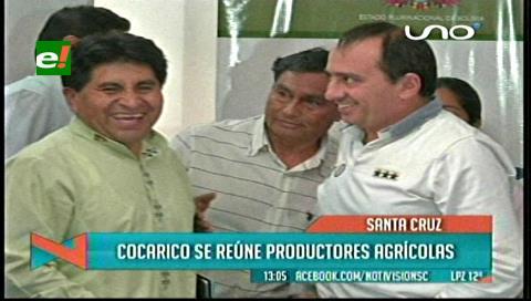 Gobierno y Anapo buscan una salida para superar alta mora de productores