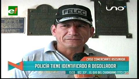 Policía tiene identificado al degollador de comerciante