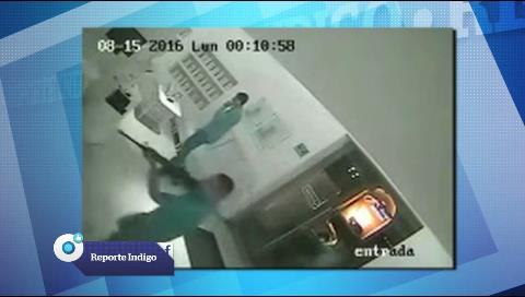 """Difunden las primeras imágenes del secuestro del hijo de """"El Chapo"""" Guzmán"""