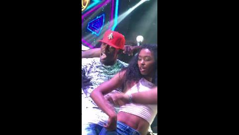 Así le bailaron a Usain Bolt en su cumpleaños