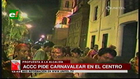 ACCC pedirá que se reabra la Plaza 24 de Septiembre para carnaval