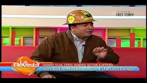 Mineros cooperativistas del sector aurífero analizarán movilizaciones