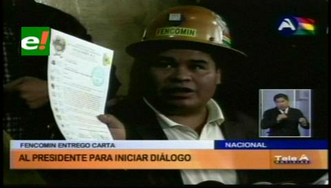 Cooperativistas mandan una carta al Presidente para que convoque al diálogo