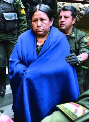 Fondo Indígena: Tribunal de Justicia observa apelación presentada por Achacollo