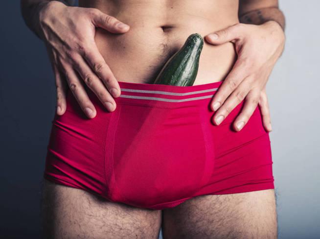 Sí que es gracioso, pero es que no soy muy de hortalizas... Ya te llamaré. (iStock)