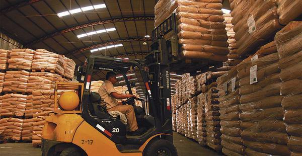 PILreporta que hay en stock más de 12.000 t de leche en polvo