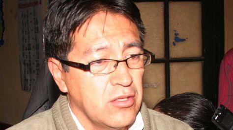 Gonzalo Barrientos, diputado de Unidad Demócrata (UD)