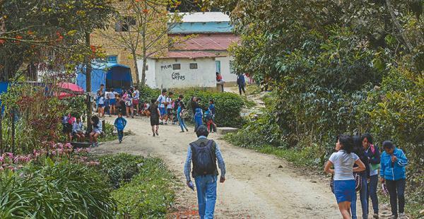 La Unidad Académica Campesina, de la Universidad Católica Boliviana San Pablo, funciona en Carmen Pampa, donde ocurrió el delito