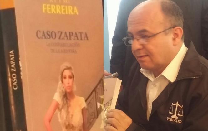 """Ferreira dice que """"Zapata nunca fue funcionaria de CAMC"""" y que engañó a la empresa"""