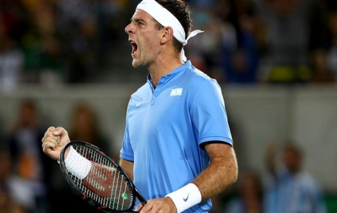 Copa Davis: Del Potro vence a Murray en un vibrante encuentro