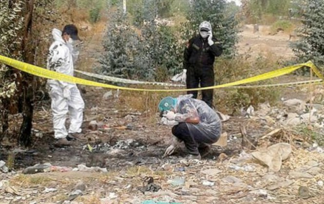 Policía aprehende a tres sospechosos del asesinato e incineración de una mujer