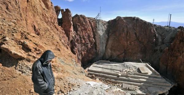 La Unesco hace poco alertó del riesgo que corre el Cerro Rico, Patrimonio Mundial, por la actividad minera incontrolada que podría degradar el lugar