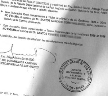 Detienen a falso abogado que operaba con el exfiscal Quispe