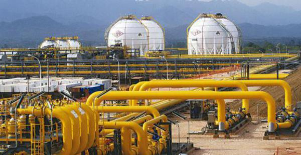 La planta de Río Grande estará conectada a través de una carretera que la conecta con Santa Cruz desde la zona de Los Lotes