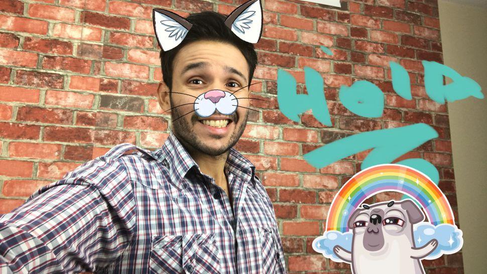 Telegram agrega máscaras y filtros para fotos