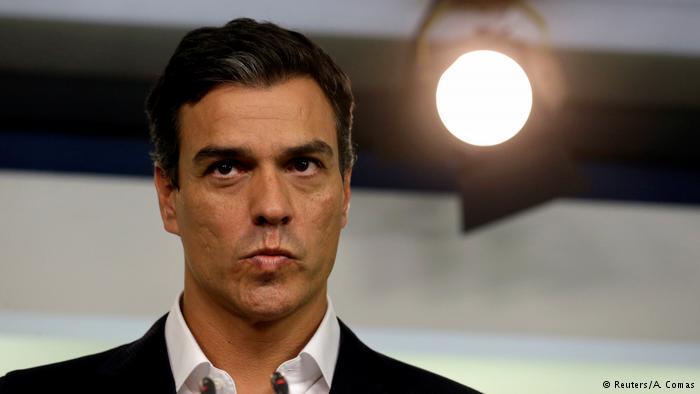 Spanien Wahlen Pedro Sanchez PSOE