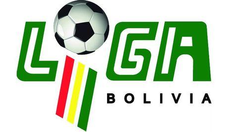 El logotipo de la Liga boliviana.