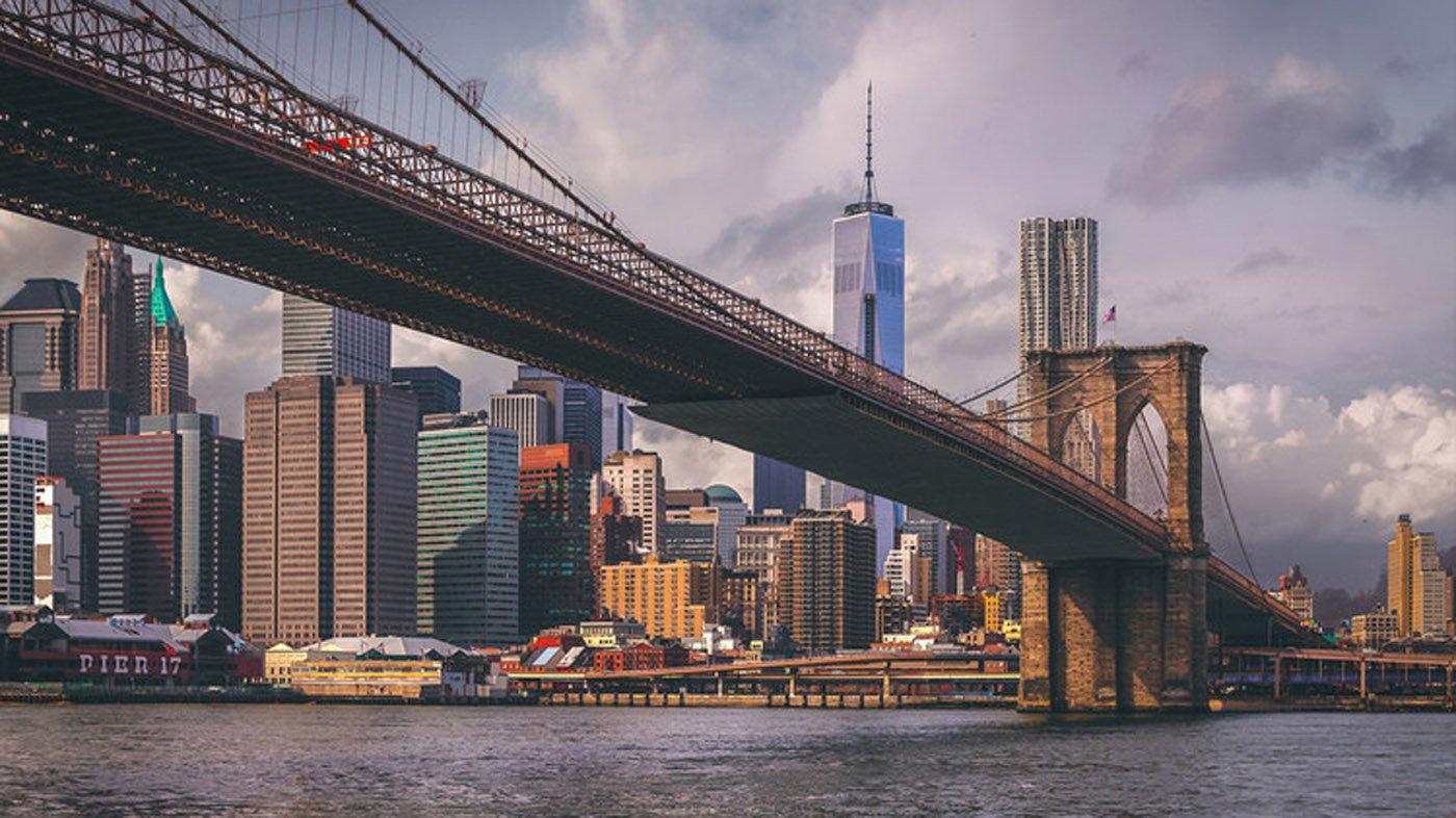 Nueva York, EE.UU. Una de las mayores y más pobladas del mundo, la urbe se ubica en quinto lugar de la clasificación con 12,75 millones de turistas.