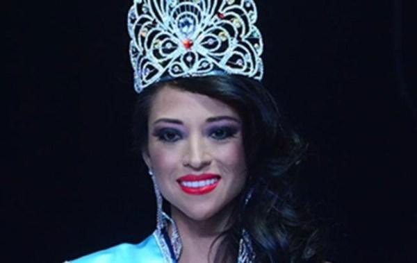 Reina de belleza boliviana aún no sale de su asombro después de que EEUU le negó visa