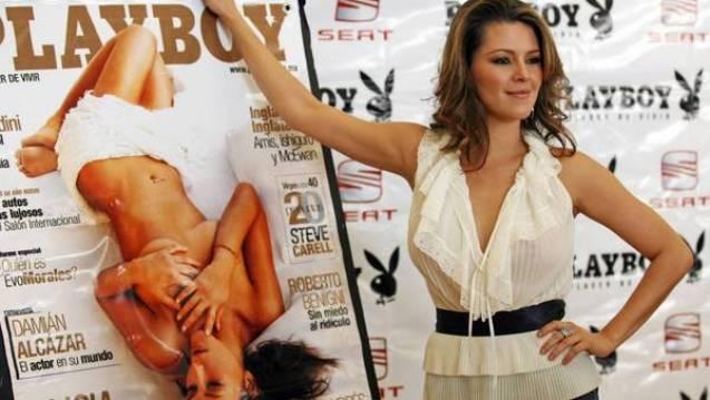 Imagen de Alicia Machado, la ex Miss Universo, humillada por Donald Trump. / AFP