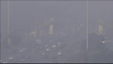La OMS advierte que nueve de cada diez personas en el mundo respiran aire contaminado