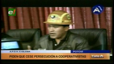 Los cooperativistas de Potosí demandan paz y retornan a sus labores
