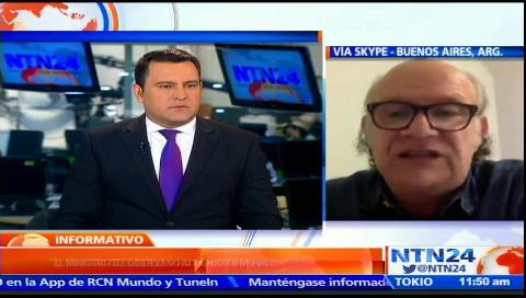 """""""No tengo por qué darle la fuente a un fiscal"""":  Valverde tras publicar video de exviceministro Rodolfo Illanes"""