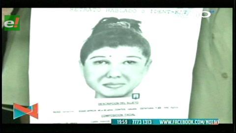 Revelan el identikit de la mujer raptó a la bebé en Montero