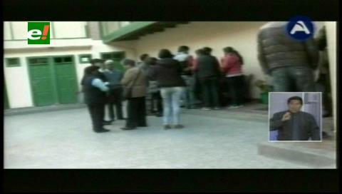 Potosí: Policía encuentra a estudiante reportada como desaparecida
