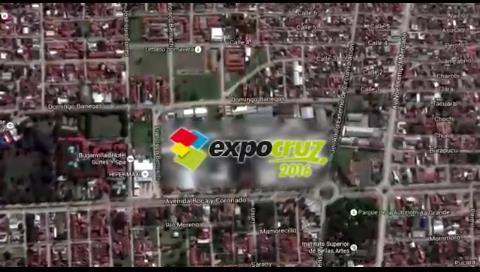 Estas son las vías habilitadas para circular durante Expocruz 2016