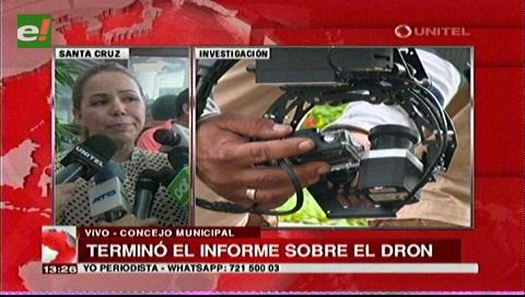 Caso Dron: Canudas y Peterson tienen responsabilidad penal según el informe