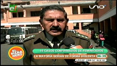 Cochabamba: Suben a 18 los feminicidios tras el brutal ataque a una colegiala