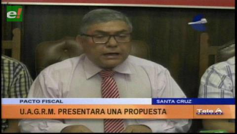 Uagrm: Rector anula más de 300 contratos de personal