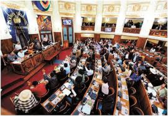 legislativo