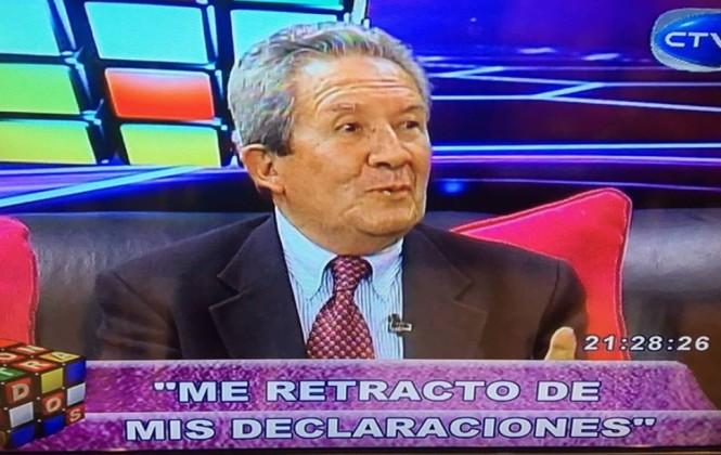 """Abogado de Evo sobre disculpas del periodista Vacaflor: """"no consideramos que sea una retractación en sí"""""""