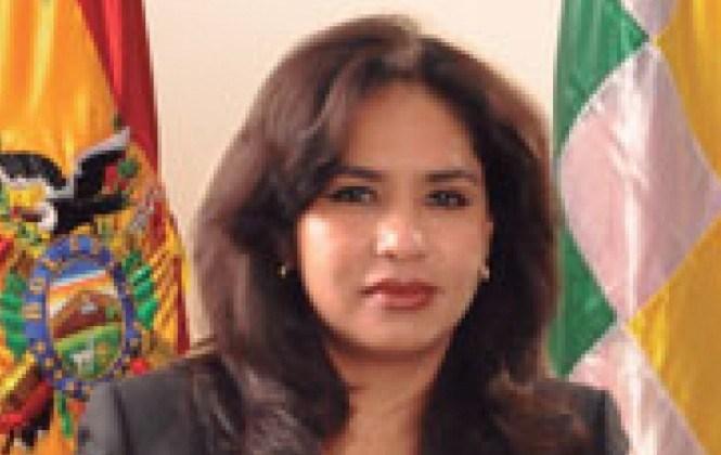 Poder de Fencomin llegó al Tribunal Constitucional, postuló a la magistrada Neldy Andrade