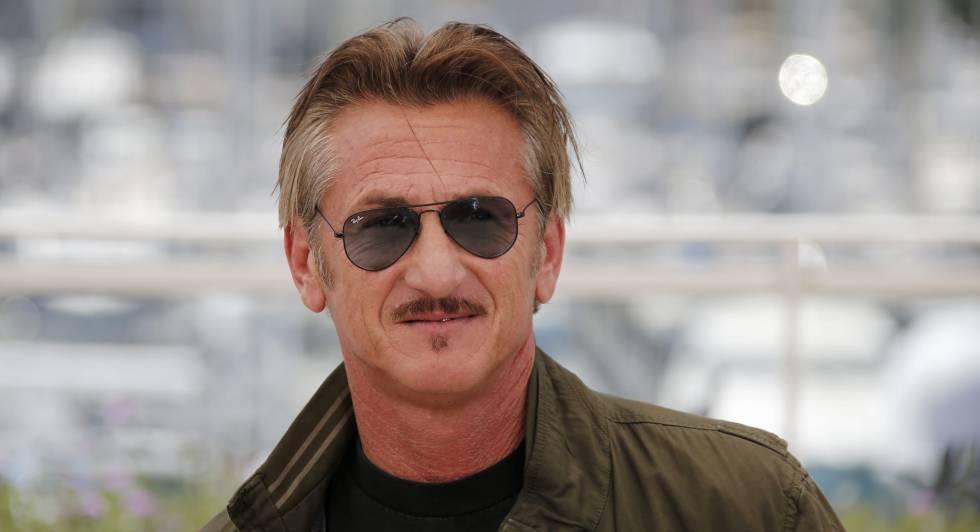 Sean Penn, en el pasado Festival de Cannes.