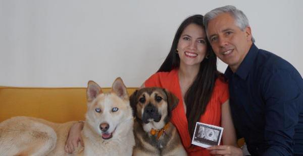 Claudia Fernández embarazada