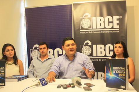 El presidente del Instituto Boliviano de Comercio exterior (IBCE), Antonio Rocha. Foto: IBCE - archivo
