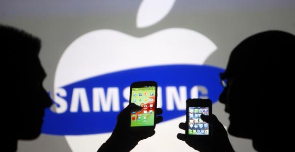 Apple y Samsung enfrentan una batalla judicial desde hace varios años