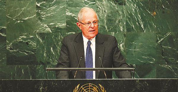 El presidente de Perú, Pedro P. Kuczynsky, vendrá a Bolivia