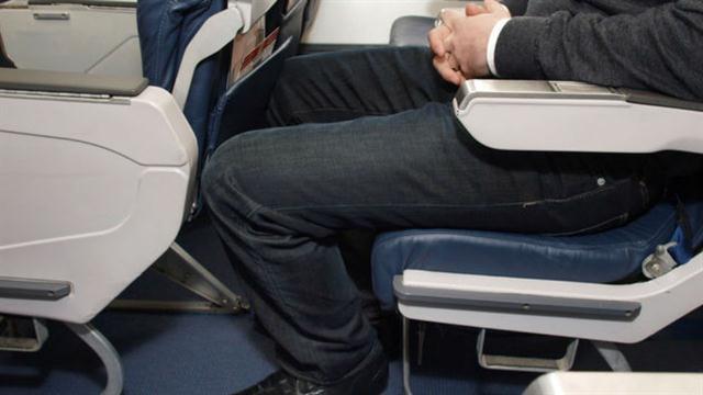 Es un mito que viajar en avión cause una trombosis